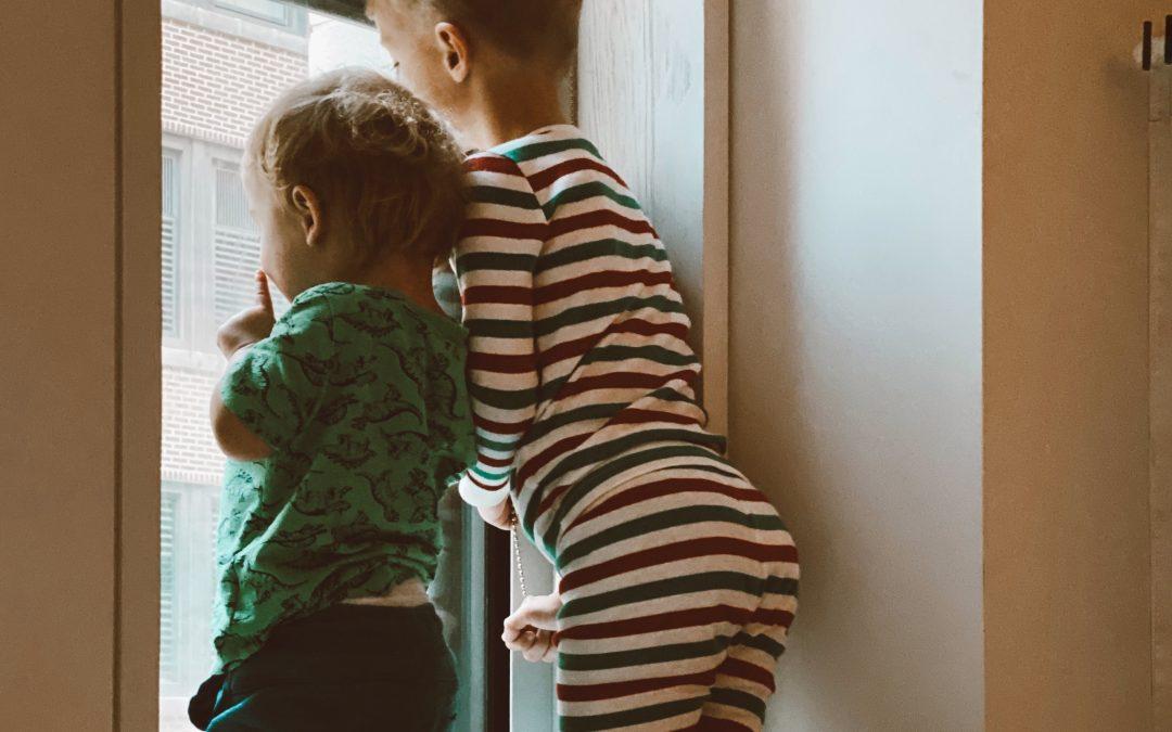 Kinderen hebben recht op hun ouders. Juist in tijden van corona